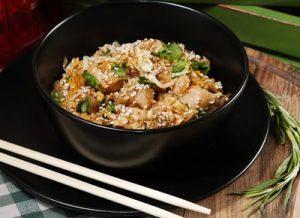 Тайский жаренный рис